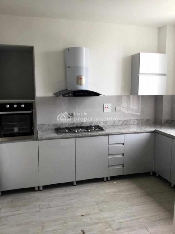 Brand New Water View Fully Fitted 3 Bedroom Apartment, Off Banana Island Road, Ikoyi, Lagos, Flat for Sale