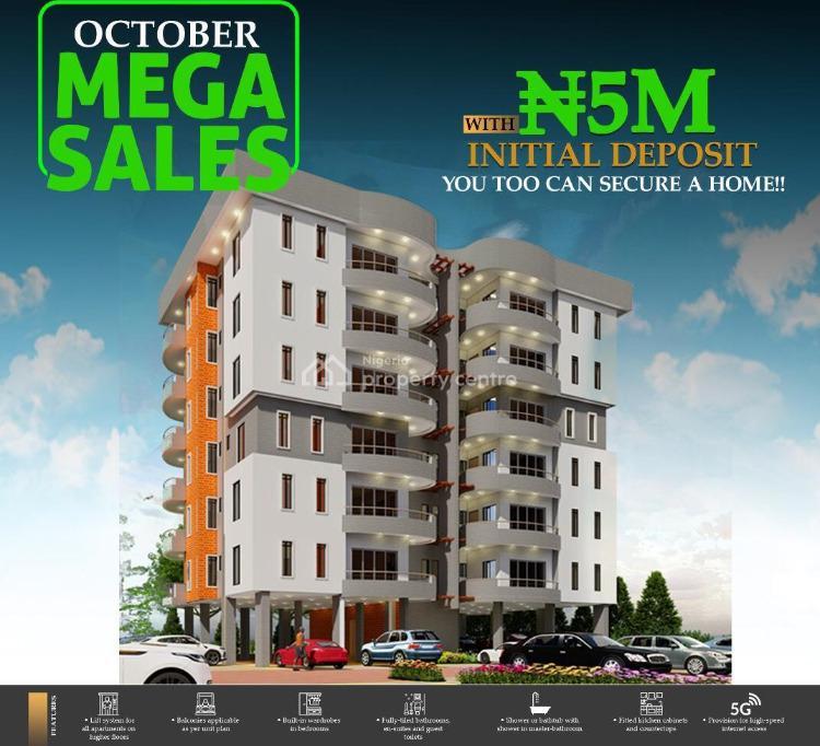 Luxury 2-bedroom Flat with Bq, Freedom Way, Lekki Phase 1, Lekki, Lagos, Block of Flats for Sale