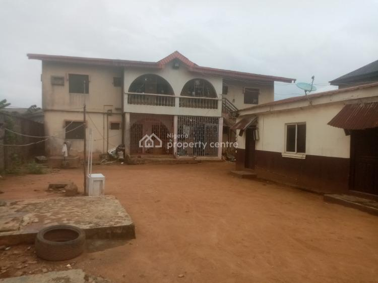 Building Consists Four Unit  of Two Bedroom Flat, Igando, Akesan, Alimosho, Lagos, Block of Flats for Sale