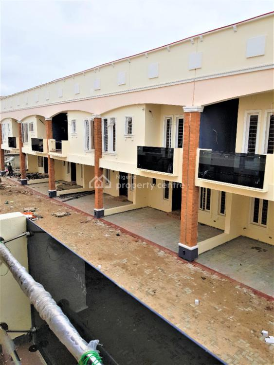 Newly Built 4 Bedroom Terrace Luxury Apartments, Value County Estate, Ajah, Lagos, Terraced Duplex for Sale