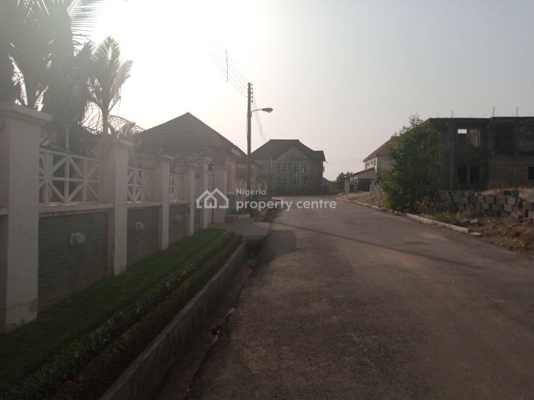5 Bedroom Carcass Detached Duplex Space for 2 Rooms Bq on Large Ground, Lokogoma District, Abuja, Detached Duplex for Sale