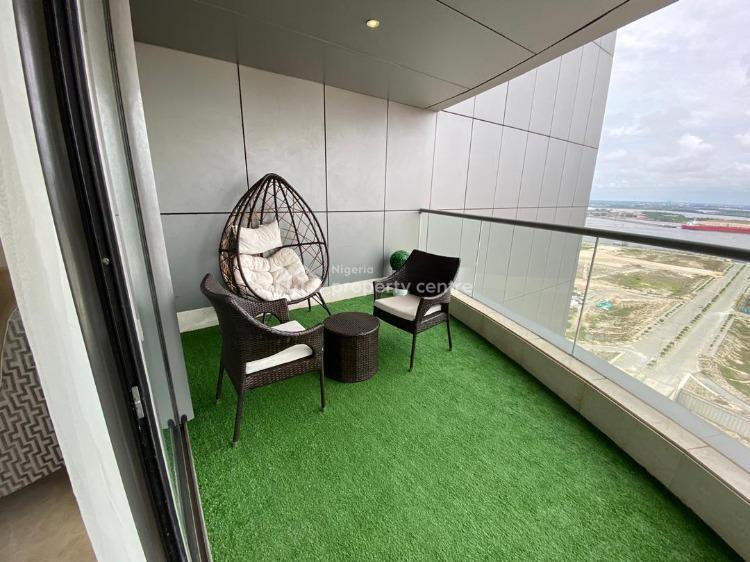 Luxury 2 Bedroom Penthouse Apartment, Victoria Island, Eko Atlantic City, Lagos, Flat Short Let