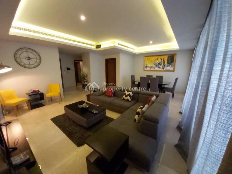 Luxury 3 Bedroom Flat with Excellent Facilities, Victoria Island, Eko Atlantic City, Lagos, Flat Short Let
