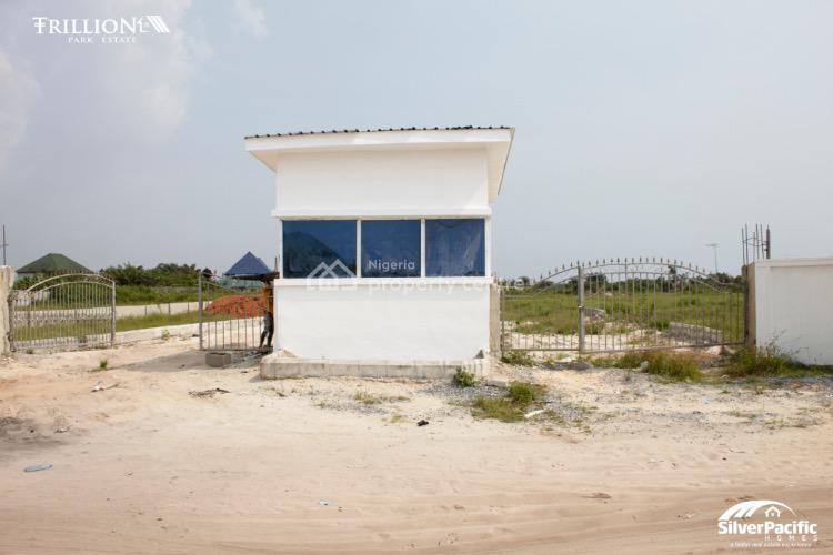 Ready to Build Land, Trillion Park Estate at Bogije, Alatise, Ibeju Lekki, Lagos, Residential Land for Sale