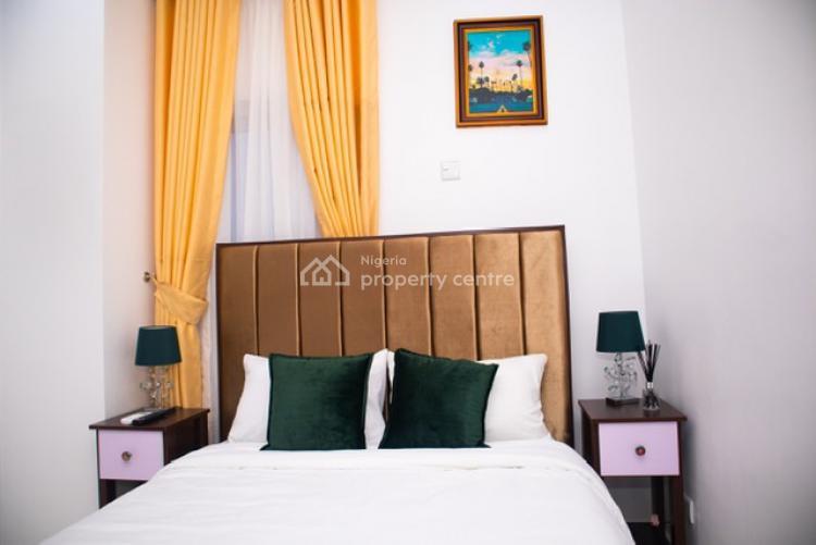 2 Bedrooms Serviced Apartment, Plot 17 Olubunmi Owa Street Beside Ebeano Supermarket, Lekki Phase 1, Lekki, Lagos, Flat Short Let