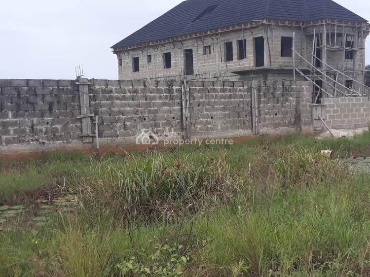 Fenced Standard Plot, Off Monastery Road, Sangotedo, Ajah, Lagos, Residential Land for Sale