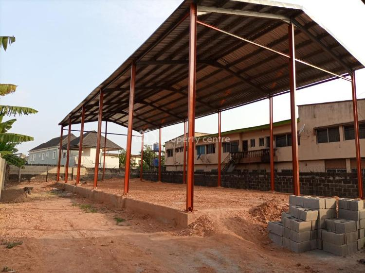 Warehouse, Council Bus Stop, Idimu, Lagos, Factory for Sale