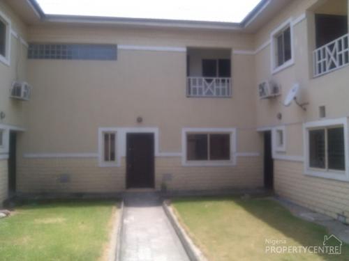 For Rent: Serviced 2 Bedroom Terrace Duplex , Lekki Phase