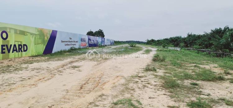 Affordable Land, Meridian Boulevard, Along Abraham Adesanya, Ogombo Road, Okun-ajah, Ajah, Lagos, Land for Sale