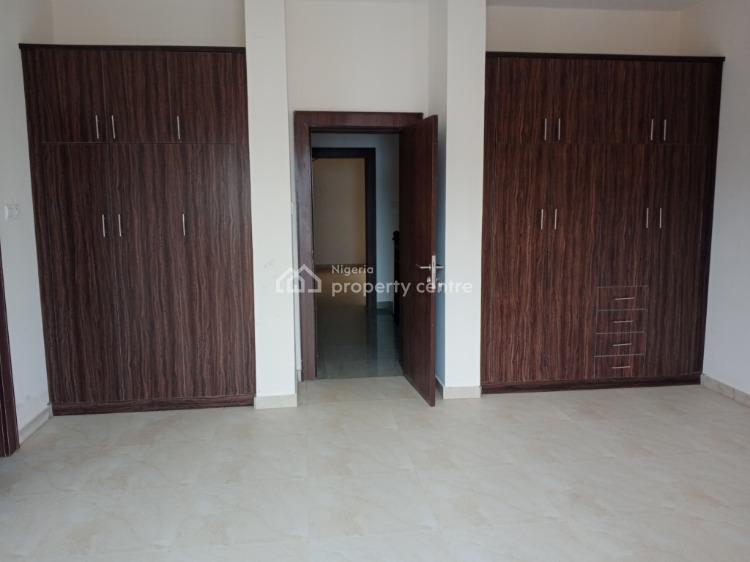 a Neatly Finished Property in Nice Highbrow Location, Guzape District, Abuja, Terraced Duplex for Rent