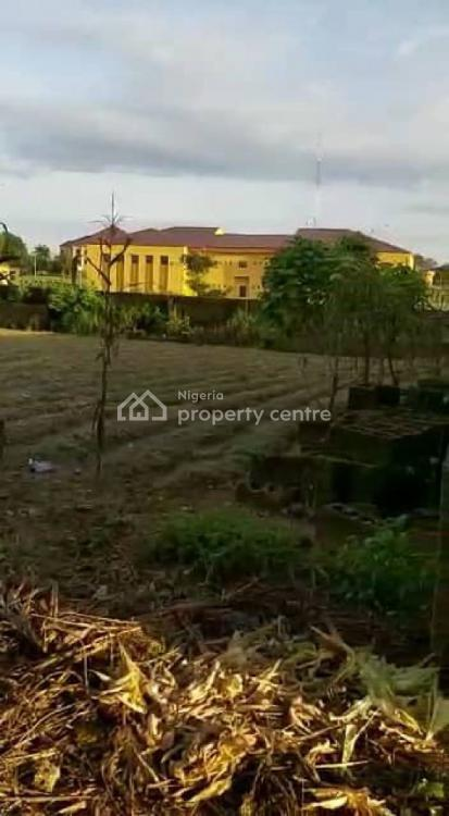 Plot Suitable for Student Hostel Investment., By Nasarawa State University, Keffi, Nasarawa, Residential Land for Sale
