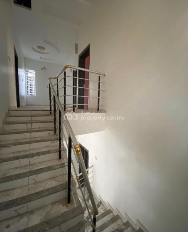 Magnificent 5 Bedroom Fully Detached Duplex with a Room Bq, Chevron, Lekki, Lagos, Detached Duplex for Sale