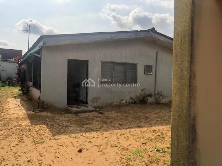 4 Bedroom Bungalow on 336 Square Meters ( Half Plot of Land), Off Montgomery Road, Sabo, Yaba, Lagos, Semi-detached Bungalow for Sale