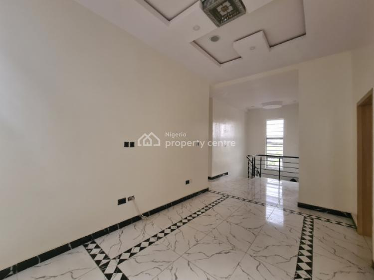 Luxuriously Finished and Spacious 5 Bedroom Detached Duplex with Bq, Chevron, Lekki, Lagos, Detached Duplex for Sale