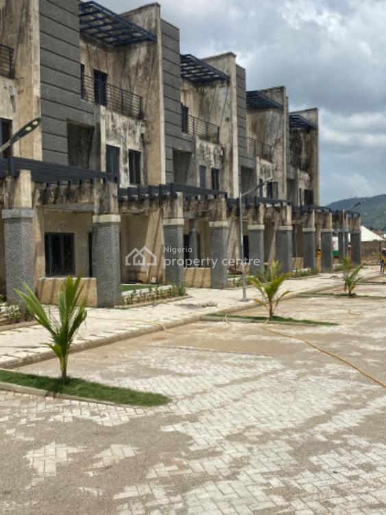 7 Units of 5 Bedroom Terrace Duplex on a Large Compound., Katampe, Abuja, Terraced Duplex for Sale