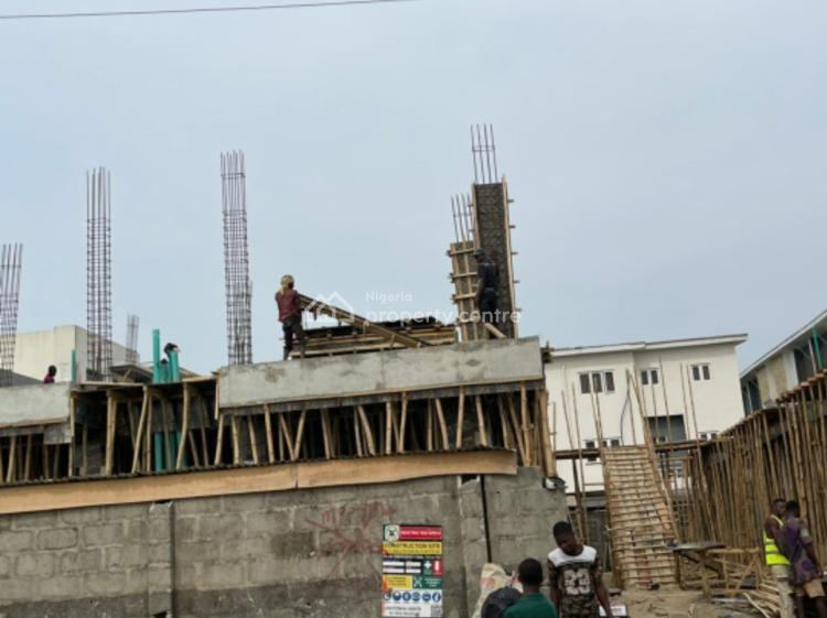 Governors Consent, Meadow Hall Way, Ikate, Lekki, Lagos, Block of Flats for Sale