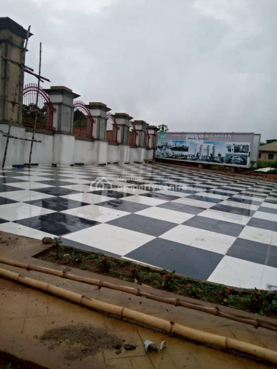 London Park and Garden, Ologun Eru Akufo, Ologuneru, Ibadan, Oyo, Mixed-use Land for Sale