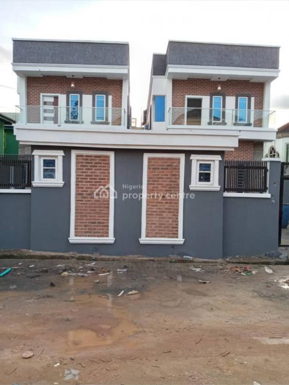 Brand New 4 Bedrooms Detached Duplex, Marblewood Estate, Agege, Lagos, Detached Duplex for Sale