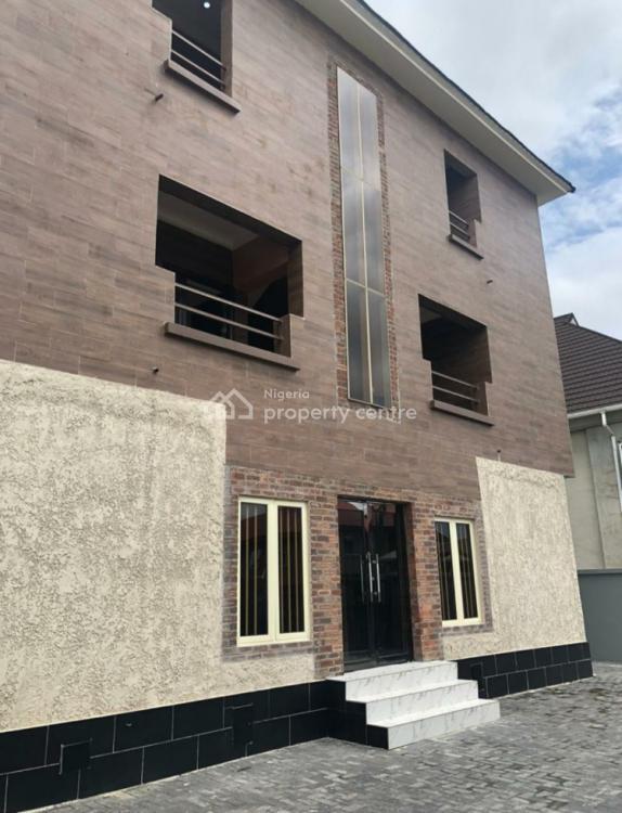 Well Furnished 4 Bedrooms, Allium Street, Peninsula Garden Estate, Sangotedo, Ajah, Lagos, Flat Short Let