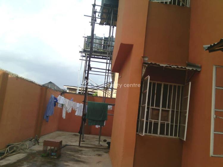 Block of 4 Flats, Oko-oba, Agege, Lagos, Block of Flats for Sale