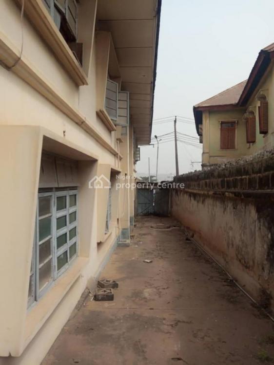 Tenement Building on Two Floors, Along Oke Ado Road, Ibadan South-west, Oyo, Block of Flats for Sale