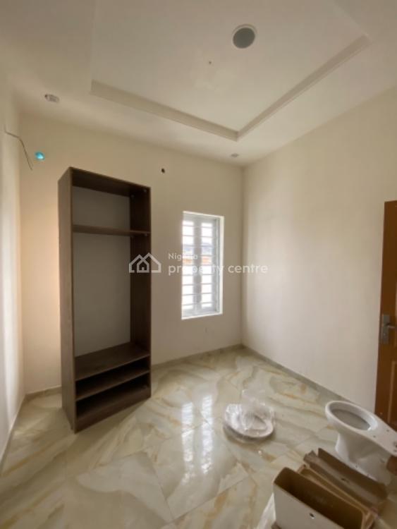 4 Bedroom Semi Detached Duplex, By The 2nd Toll Gate, Lekki, Lagos, Semi-detached Duplex for Sale