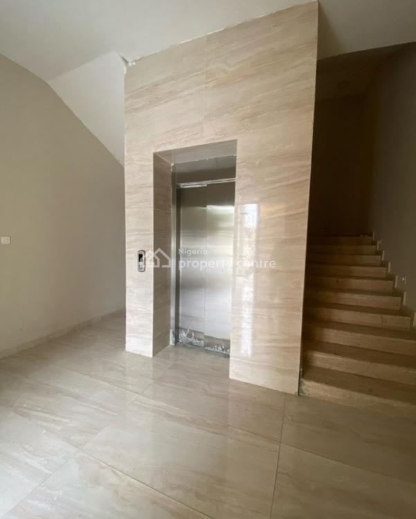 Lovely 3 Bedroom Apartment with a Room Bq, Pool and Elevator, Lekki Phase 1, Lekki, Lagos, Flat for Sale