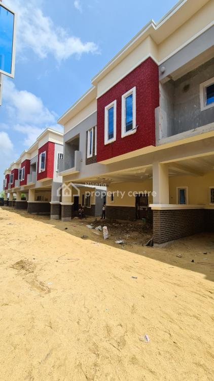Luxury 4 Bedroom Terrace Duplex with 18 Months Payment Plan., Between Chevron and Vgc, Just After Chevron Toll Gate., Ikota, Lekki, Lagos, Terraced Duplex for Sale