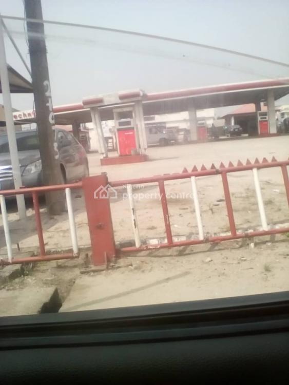 Filling Station, Lagos/abeokuta Express Way , Uturn Bus Stop, Abule Egba, Agege, Lagos, Filling Station for Sale