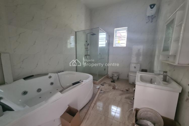 Brand New and Nicely Buit 4 Bedrooms Semi-detached Duplex with Bq, Oral Estate, Lekki, Lagos, Semi-detached Duplex for Sale