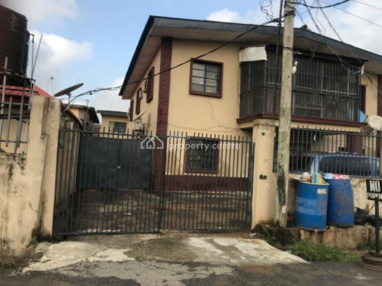 a Storey Building in a Cool Environment, Ayinke Street, Akoka, Yaba, Lagos, House for Sale