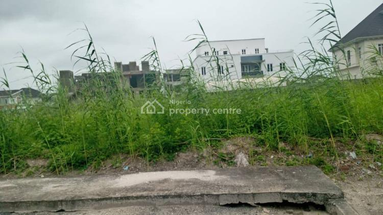 a Plot of Dry Land, Fenced and Gated, Gra, Abijo, Lekki, Lagos, Residential Land for Sale