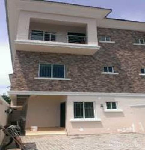 For Sale Newly Built 4 Bedroom Terrace House Onikoyi