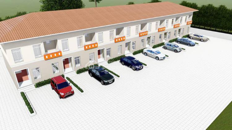 Luxury 2 Bedroom Terrace Duplex + Bq, After Sunnyvale and Kabusa Garden Estate., Lokogoma District, Abuja, Terraced Duplex for Sale