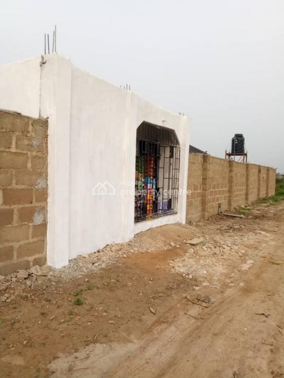 Luxurious Newly Built 3 Bedroom Flat on One Plot and Half, Pz Estate Mowe Igbafo Opposite Redeemed Camp, Mowe Ofada, Ogun, Flat for Sale