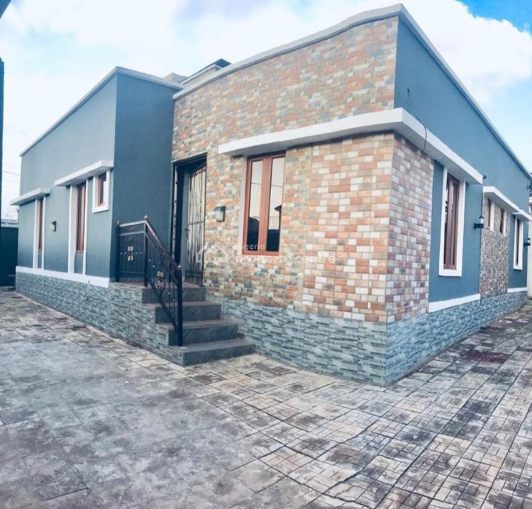 a Luxurious 3 Bedroom Bungalow with One Room Bq, New Heaven Extension, Enugu, Enugu, Detached Bungalow for Sale