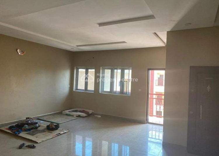 Luxuy 2 Bedrooms Flat Plus a Store and Guest Toilet in a Top Location, Close to Shafa Filling Station, Wuye, Abuja, Block of Flats for Sale