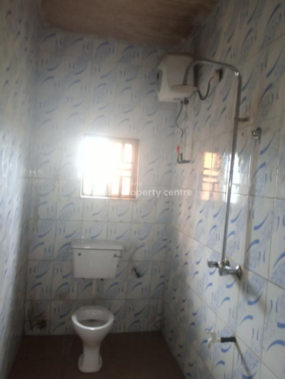 Standard 1 Bedroom Flat with Federal Light, Sars Road Rukpoku, Port Harcourt, Rivers, Mini Flat for Rent