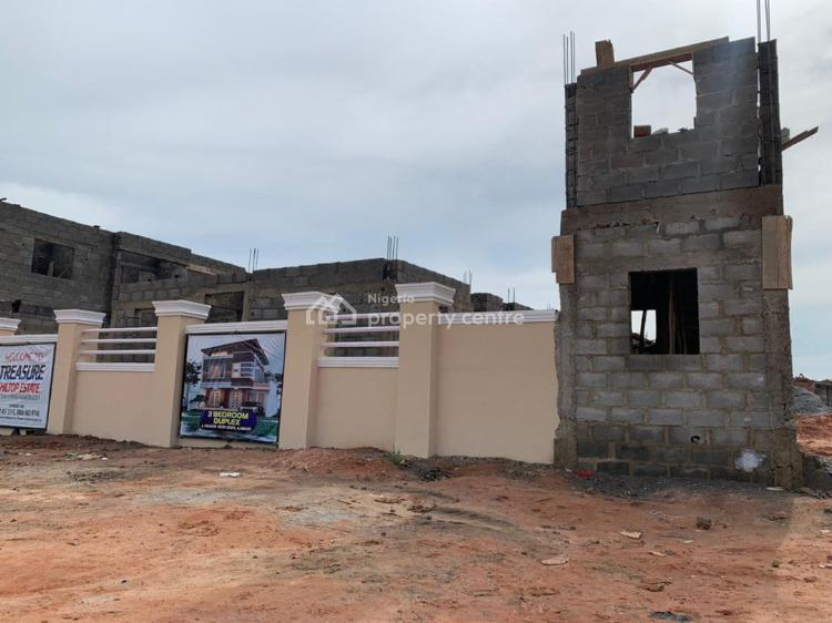 Affordable Buy and Build  Dry Plots of Land in an Estate, Treasure Hiltop Estate, Itele, Alagbado, Ifako-ijaiye, Lagos, Residential Land for Sale