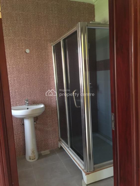 Semi Detached 4 Bedroom and a Room Bq, Crown Estate, Sangotedo, Ajah, Lagos, Semi-detached Duplex for Sale