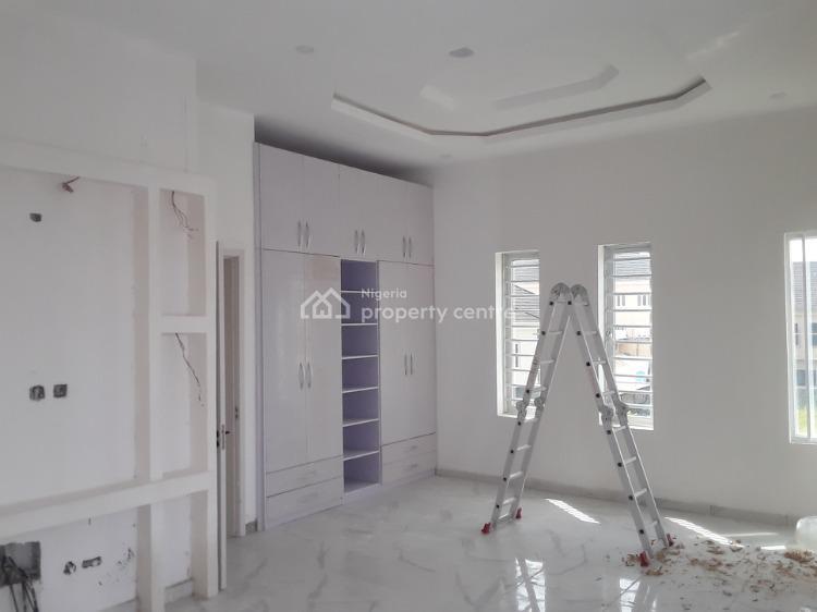 Newly  Built 4 Bedroom Semi Detached Duplex with Bq., Osapa, Lekki, Lagos, Semi-detached Duplex for Sale