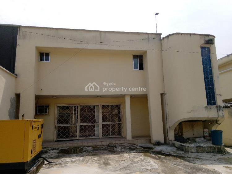 Well Located and Spacious Commercial Property, Off Adetokunbo Ademola, Victoria Island (vi), Lagos, Commercial Property for Rent