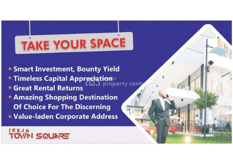Prime Office and Shop Spaces, Ikeja, Lagos, Plaza / Complex / Mall for Sale