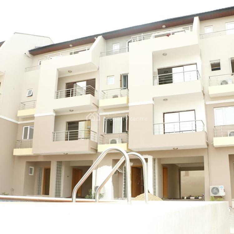 Well Maintained 4 Bedroom Terrace Duplex, Adeniyi Jones, Ikeja, Lagos, Terraced Duplex for Sale