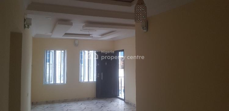 Brand New 4 Unit of  3 Bedroom Flat with a Bq Each, Palm Groove Estate,, Ilupeju, Lagos, Flat for Rent