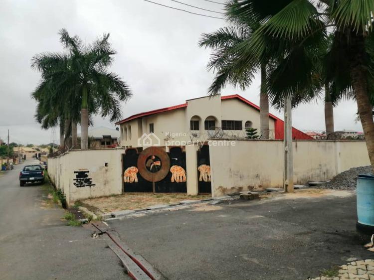 Massive 5 Bedroom Duplex in a Secluded Estate, Waterworld Road, Modern Farming, Oluyole Extension, Oluyole Estate, Oluyole, Oyo, Detached Duplex for Sale