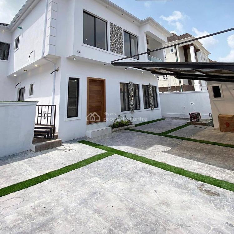 Lovely 5 Bedroom Fully Detached Duplex with a Bq, Idado, Lekki, Lagos, Detached Duplex for Sale