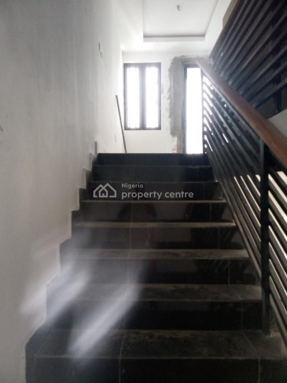Spacious Four Bedroom Terrace Duplex with a Family Lounge, Ajah, Lagos, Terraced Duplex for Sale