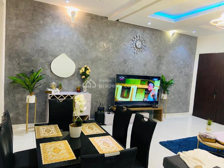Luxury 3 Bedroom with Balcony in Serene Estate, Odewale Street, Oniru, Victoria Island (vi), Lagos, Flat Short Let