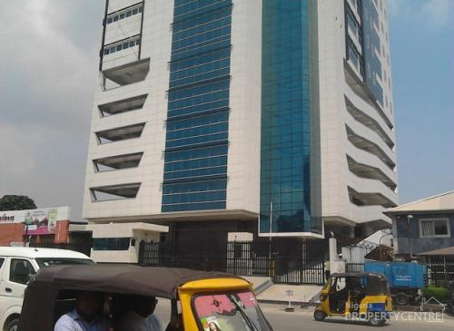 Commercial Property Branding : For sale brand new storey high rise building